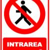 indicatoare de interzicere by next print-10