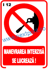 indicatoare de interzicere by next print-12