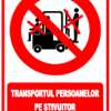 indicatoare de interzicere by next print-23